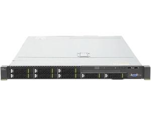 华为FusionServer RH1288 V3(E5-2620 v3/8GB/2TB*2/SR130/4盘位)图片