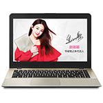 华硕R419UR8250(i5 8250U/4GB/500GB/2G独显) 笔记本电脑/华硕