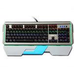 狼蛛开拓者混光机械键盘104键游戏键盘 键盘/狼蛛