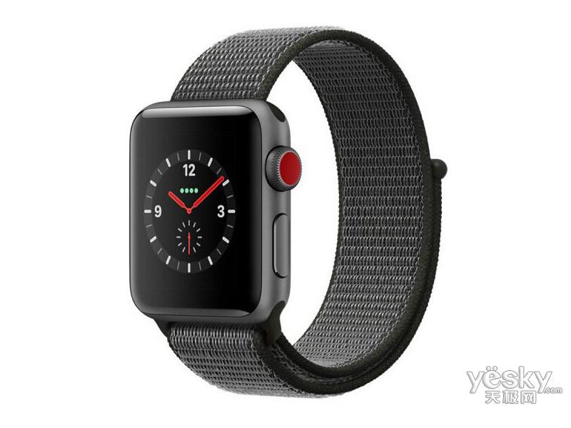 苹果Watch Series 3(GPS+蜂窝网络)