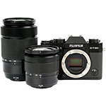 富士X-T20套机(XC 16-50mm II,50-230mm II) 数码相机/富士