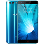 努比亚Z17miniS(爱琴海蓝/64GB/全网通) 手机/努比亚