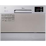 美的WQP6-W3604T-CN 洗碗机/美的