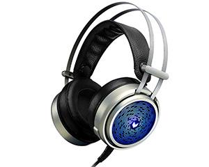 雷柏VH50背光游戏耳机图片