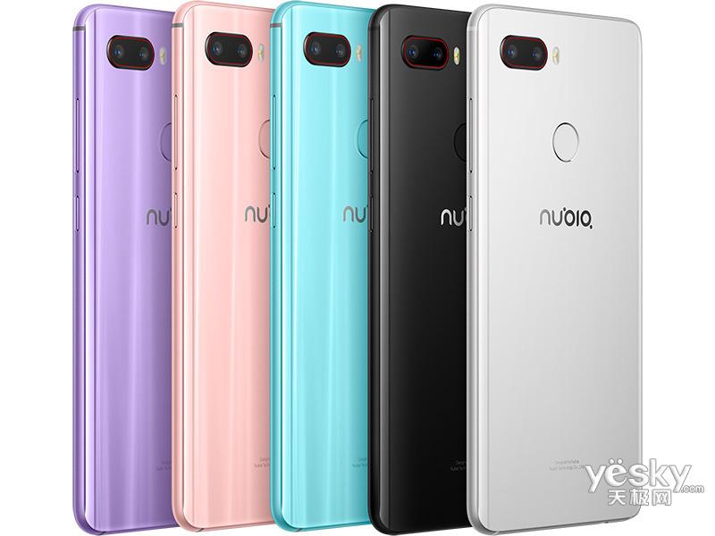 努比亚Z18 mini(64GB/全网通)
