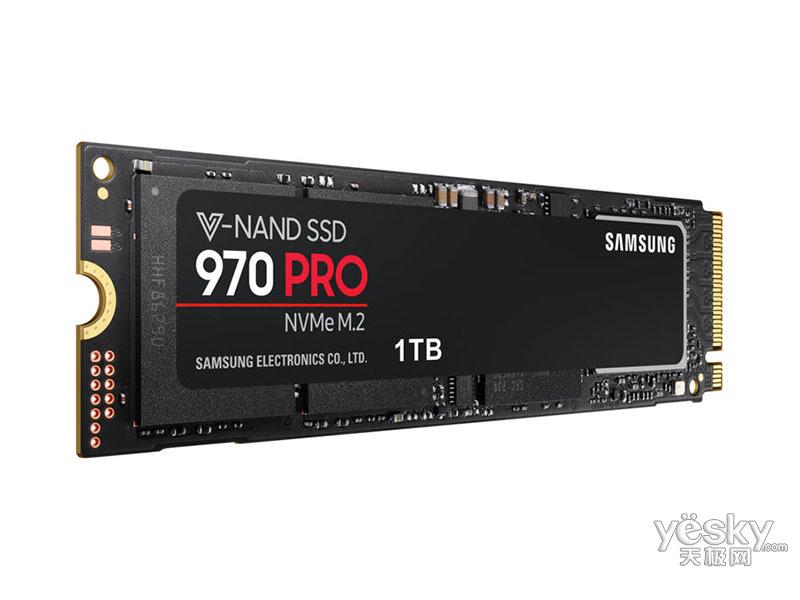 三星970 PRO 512G NVME固态硬盘