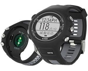宜准智能运动手表E1HR