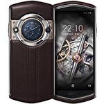 8848 钛金手机M5(私人订制牛皮款/256GB/全网通) 手机/8848