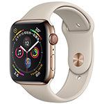 苹果Watch Series 4(44mm表盘/不锈钢表壳/GPS+蜂窝网络) 智能手表/苹果