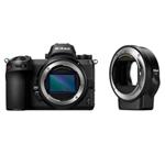 尼康Z7套机(卡口适配器 FTZ) 数码相机/尼康