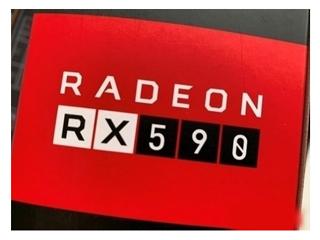 AMD Radeon RX 590图片
