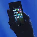 三星Infinity Flex Display可折叠屏手机 手机/三星