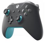 微软Xbox One无线手柄 蓝灰色限量版 游戏周边/微软