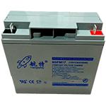 航特12V-17AH 蓄电池/航特