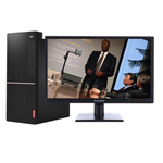 联想扬天T4900D(i5 7400/4GB/1TB/集显DVD/20LED) 台式机/联想
