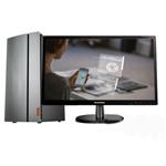 联想天逸510 Pro(i3 8100/4GB/1TB/集显/20LCD) 台式机/联想