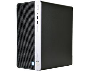 惠普ProDesk 400 G5 MT(i5-8500/4GB/128G+1TB/集显)