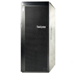 联想ThinkSystem ST558(Xeon Bronze 3104×2/16GB×2/900GB×3) 服务器/联想