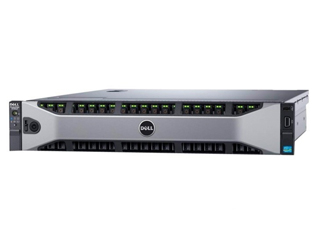 戴尔PowerEdge R730XD 机架式服务器(Xeon E5-2620 v4×2/8GB×2/600GB×6)图片