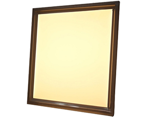 偶忆面板灯(非调光款/12W/暖白光)