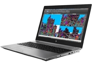 惠普ZBook 15 G5(酷睿i7-8750H/32GB/512GB+2TB/P2000)图片