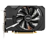 微星GeForce GTX 1660Ti AERO ITX 6G OC 显卡/微星