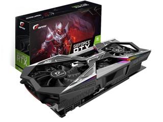 七彩虹iGame GeForce RTX 2060 Vulcan X OC