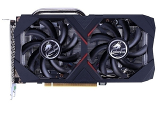 七彩虹Colorful GeForce GTX 1660Ti Gaming GT 6G