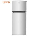 奥马BCD-118A5(银色) 冰箱/奥马