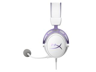 HyperX Cloud Alpha Purple阿尔法紫晶版游戏耳机图片