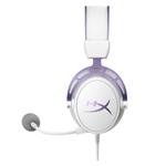 HyperX Cloud Alpha Purple阿尔法紫晶版游戏耳机 耳机/HyperX