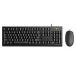 雷柏X125s有限键鼠套装 键鼠套装/雷柏