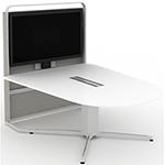 锐捷网络 RG-TSupport200半岛式支架 显示器支架/锐捷网络
