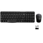 雷柏X1800mini无线鼠标键盘套装 键鼠套装/雷柏