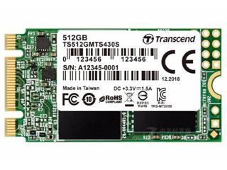 创见 MTS430S(512GB)