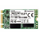 创见MTS430S(512GB) 固态硬盘/创见