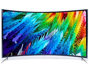 优品液晶U65AND 65英寸曲面普通款