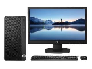 惠普288 Pro G3 MT(i3 6100/4GB/1TB/集显/20LCD)