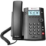 宝利通Polycom VVX 201 商务多媒体电话 基本型 网络电话/宝利通