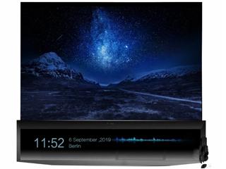 海信85英寸8K双屏电视