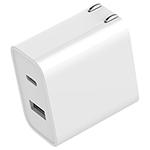 小米USB充�器30W快充版(1A1C) 手�C配件/小米