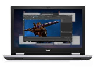 戴尔Precision7540(i7 9850H/16GB/512GB/RTX3000)图片
