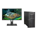 英睿特迎达Z7390(Xeon Gold 6254/128GB/2TB+32TB/RTX5000) 工作站/英睿特
