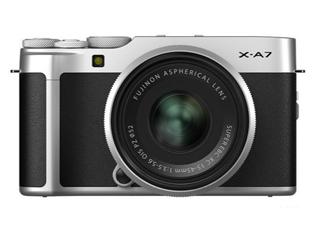富士X-A7套机(15-45mm)