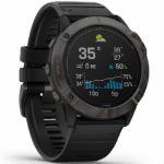 佳明Fenix6X Pro(钛合金表带/中文版) 智能手表/佳明