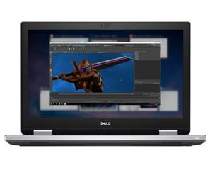 戴尔Precision7540(i7 9750H/16GB/256GB+1TB/WX3200)图片