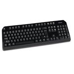 飞利浦SPK6212B有线办公键盘