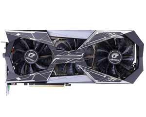 七彩虹iGame GeForce RTX 2080 SUPER Vulcan OC图片