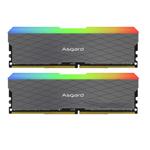 阿斯加特洛极W2 DDR4 3200 16GB RGB灯条(套装) 内存/阿斯加特