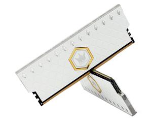 影驰HOF OC Lab 皑钻 16GB(2×8GB)DDR4 4600图片